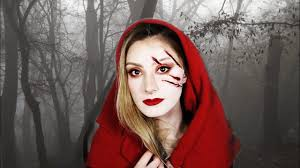 little red riding hood makeup tutorial easy