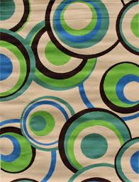 uncategorized blue and green area rug rugs 8x10 lime grey fl gray striped blue and green