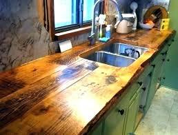 outdoor wood countertop sealer food safe how within prepare 21