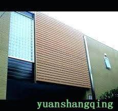 composite exterior siding panels. Exterior Wood Cladding Siding Panels Composite Waterproof Wall