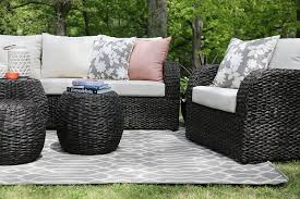 Living Room Chair Cushions Living Room Patio Chair Cushions Sunbrella Polywood Desgin With