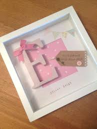 baby picture frame craft ideas personalised baby girl frame birth christening gift home decorations ideas diy baby picture frame craft ideas