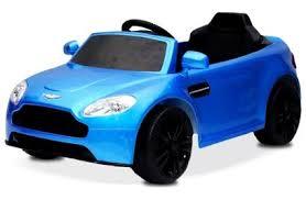 <b>Электромобиль Aston</b> Martin ЛЮКС - CT-518 12V - купить в Rc-like
