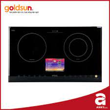 Bếp đôi điện từ hồng ngoại Goldsun GYL999 chính hãng 9,890,000đ