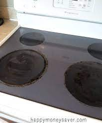 to clean your glass stovetop