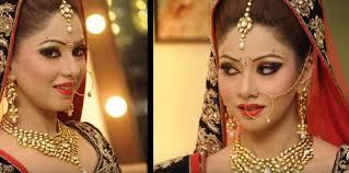 the north indian bridal makeup
