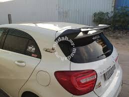 Mercedes <b>W176</b> A45 <b>Carbon fiber</b> spoiler - Car Accessories & Parts ...