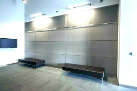 garage wall design metal walls corrugated steel wall panels garage covering interior design insulated metal walls