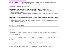 resume inspiring makeup artist summary highly gifted creative makeup artist resume blank makeup artist resume templatesmakeup artist resume objective