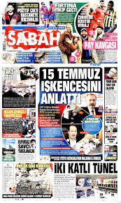sabah gazetesi - 02-04-2021 - Ulusal Ajans - Son Dakika Haberleri ve Güncel  Haberler