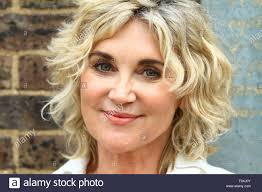 Anthea turner forced to postpone her romantic italian wedding over coronavirus. Anthea Turner Attending The Chelsea Flower Show Russell Moore Portfolio Page Stock Photo Alamy