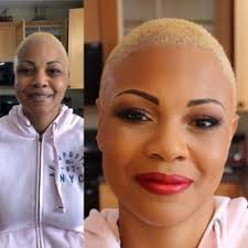 photo of nessy s makeup charlotte nc united states before and after