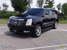 2007 Cadillac Escalade ESV AWD in Black Raven - 426785   All ...