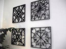 Small Picture Easy Diy Iron Wall Art Faux Wrought Iron Wall Decor Wonderfull