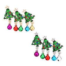 YEYA Christmas Brooch Pin Set Holiday Pin Set ... - Amazon.com
