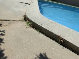 concrete pool deck s causes and