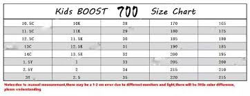 New Kids Wave Runner 700 Shoes Running Shoes Children Athletic Shoes Kanye West Baby Boy Girl Trainer Sports Sneakers Kids Track Cleats Kids Running