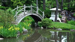 Small Picture 15 Japanese Inspired Garden Bridges Home Design Lover
