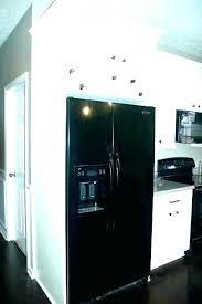 wine rack cabinet above fridge. Above Refrigerator Storage Wine Rack Fridge Cabinet Ideas Over The