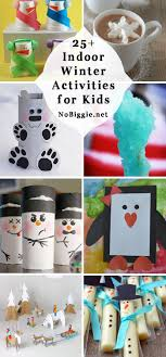 indoor activities for kids. 25+ Indoor Kid Winter Activities   NoBiggie.net For Kids A