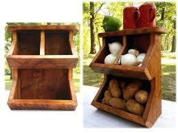 vegetable bins for kitchen wooden vegetable storage bin potato wood rustic wooden vegetable bins for kitchen