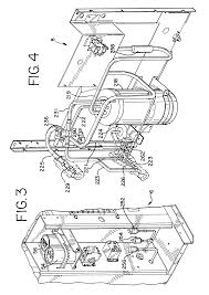 patent us6196007 ice making machine cool vapor defrost patent drawing
