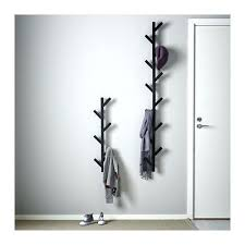 Hat And Coat Rack Tree Best Ikea Coat Hanger Wall Hanger Hat Rack Coat Rack Black Tree Branch