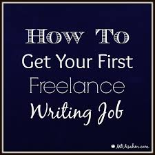 best lance writing jobs for writing images  how to get your first lance writing job