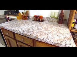 watch paint for countertops that looks like granite on corian countertop