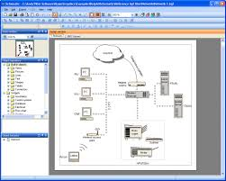 online wire diagram creator circuit diagram maker software free electrical schematic drawing software at Online Wire Diagram Creator