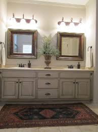 bathroom cabinets colors. Love These Painted Bathroom Cabinets And The Lights. What I Would Like To Paint All Colors A