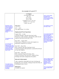 Simple Cv Example On One Page Edit Fill Sign Online