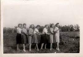 Amateur group lesbian teen