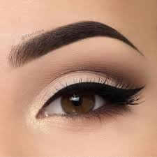 simple eye makeup ideas eyeshadow makeup brown e