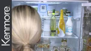 kenmore 51833. kenmore elite grab-n-go™ counter-depth refrigerator 51833