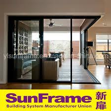 china aluminium sliding door with good performance and hot s in turkey china aluminium door door