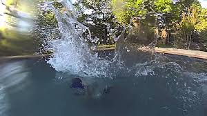 pool splash cannonball. CANNONBALL!! GoPro Hero 3 Black - 1000 Frames Per Second Slow Motion Pool Splash Cannonball YouTube