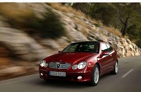 2004 Mercedes-Benz C-Class - Information and photos - ZombieDrive