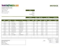 Invoice Tracking Template Invoice Tracking Template 12