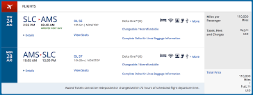 Delta Flash Sale 110 000 Miles Rt To Europe In Delta One