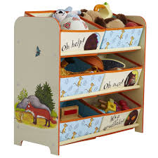 More Bedroom Furniture Kids Character 6 Bin Storage Unit Bedroom Furniture Disney Peppa