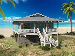 beach house plan 062h 0122