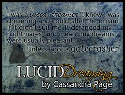 Lucid Dreaming Quotes Best of Lucid Dreaming Quote Cassandra Page