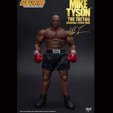 Details About Storm Toys 112 Scale Mike Tyson The Tattoo Collectible Action Figure