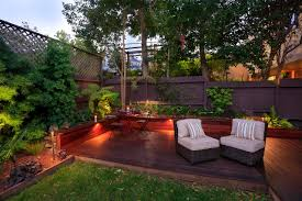 decking lighting ideas. inspiring deck lighting for outdoor ideas bench sitting with seat cushion and decking plus