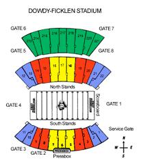 13 Unmistakable Ecu Football Stadium Seating Chart