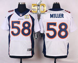 Super Von Jersey White Miller 50 Bowl