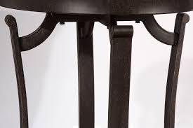 backless swivel counter stools. Hillsdale Bryce Indoor/Outdoor Backless Swivel Counter Stool - Midnight Mocha Stools