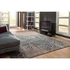 10 x 11 area rugs distressed motif grey blue rug 710 x 11 aqua 8 x