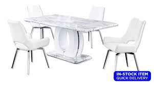 Dining Sets : Hamlet Paloma Table \u0026 4 Chair Set 5-pc.